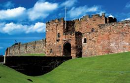 Uncover the turbulent past of Carlisle Castle