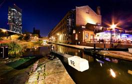 Explore England's industrial past on a Manchester city break