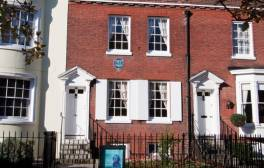 Explore the home of Charles Dickens in Portsmouth