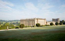 Be captivated by the grandeur of Chatsworth