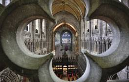 Discover 1,000 years of history at Chester Cathedral