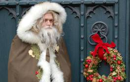 Enjoy Christmas at Coughton Court