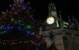 See Chichester light up for Christmas