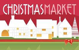 Seasonal shopping at the Weald and Downland Christmas Market