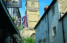 Celebrate historic England at Abbey 900 in Cirencester