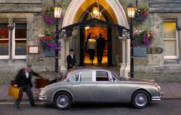 Discover heritage and luxury in the heart of Oxford