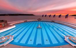 Take time for yourself at Tinside Lido