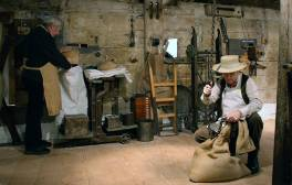 Experience an 18th century watermill in action