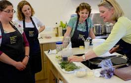 Take a culinary journey using Yorkshire's local produce