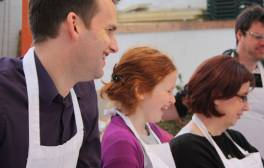 Cookery and butchery courses at Coddy's Farm