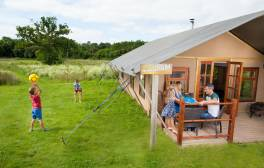 Go glamping at Crealy Great Adventure Park