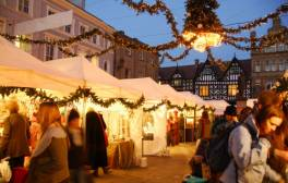 Enjoy a Salopian Christmas at Shrewsbury Winter Festival