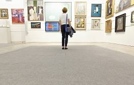 Immerse yourself in modern art at Pallant House Gallery