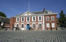 Discover Exeter's maritime past at Custom House