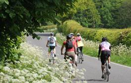 Enjoy a scenic cycle from Saffron Walden to Thaxted