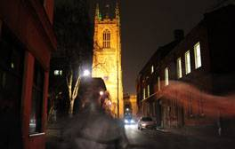 Discover Ghosts in the DEAD centre of England