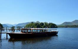 Take in 'Swallows and Amazons' landscapes on a relaxing cruise