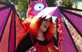 Celebrate the arts at Devizes' International Street Festival