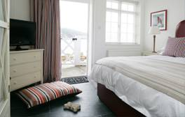 Head to The Cary Arms for a luxurious dog friendly getaway