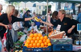 Shop like a local at marvellous Doncaster Market