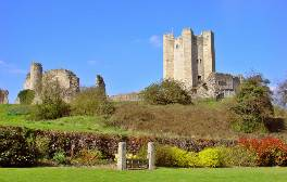 Bring a masterpiece to life at Conisbrough Castle