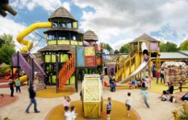 Let your little monkeys loose at Drusillas Park