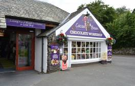 Create your own chocolate in the heart of the Lake District