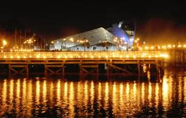 Enjoy days and nights out on Hull's buzzing marina