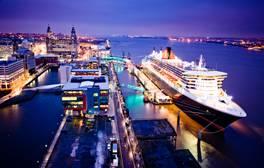 Explore Liverpool's buzzing waterfront