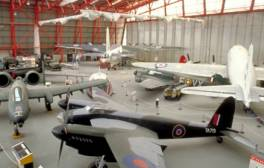 See infamous military aircraft at Imperial War Museum Duxford