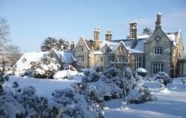 Romantic Langrish House countryside retreat