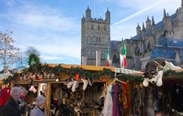 Find the perfect gift at the Exeter Christmas Market