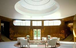 Immerse yourself in 1930s Art Deco decadence at Eltham Palace