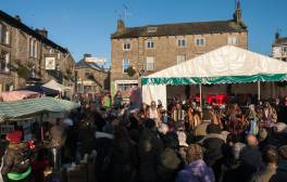 Enjoy Christmas magic at the Dickensian Festival