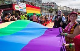 Celebrate the 25th anniversary of Brighton Pride
