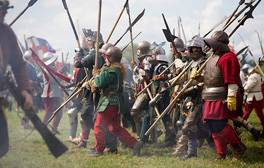 Battle it out at Tewkesbury's medieval festival