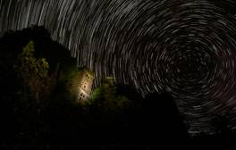 Look to the night sky on Exmoor