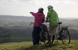 Tour the West Dorset countryside by electric bike