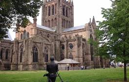Visit the SAS Memorial at Hereford Cathedral