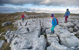 Explore the natural wonders of Malham