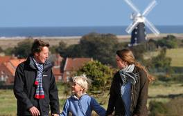 Get away from it all on a winter ramble in West Norfolk