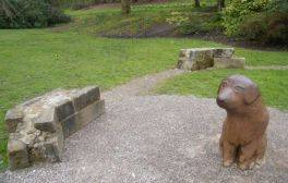 Take the kids to meet the Lucky Dog of Todmorden