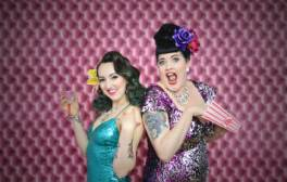 Enjoy four days of fabulousness at Hebden Bridge Burlesque Festival