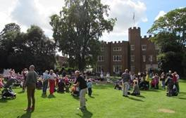 Discover the history of Hertford Castle