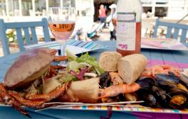 Experience seafood heaven in South Devon