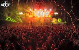 Rave into the evening at Mutiny Festival