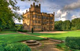 Go back in time at Lancashire's halls and houses