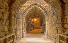 Go ghost hunting in Newcastle Castle