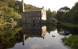 Explore Calderdale's green and pleasant land