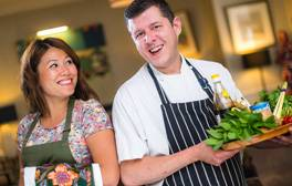 Get your taste buds tingling at this year's Great Bath Feast